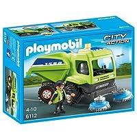 playmobil 6112 清掃車