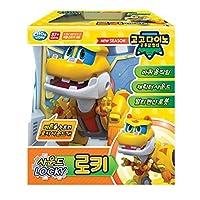 ゴーゴーDino New SeasonサウンドLocky Toy Car