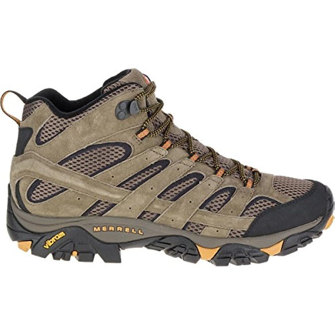 直接装置探検[メレル] メンズ ハイキング Moab 2 Mid Vent Hiking Boot - Men's [並行輸入品]