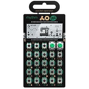 【正規輸入品】 Teenage Engineering PO-12 rhythm ポケットオペレーター ドラム・マシン シンセサイザー TE010AS012