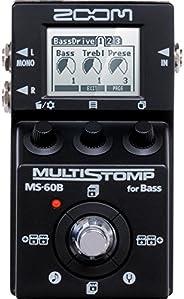 ZOOM/MS-60B-I MultiStomp Bass Pedal Black Limited