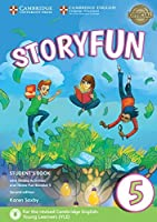 Storyfun for Starters, Movers and Flyers 5. Student's Book with online activities and Home Fun Booklet. 2nd Edition