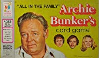 Archie Bunker's %ダブルクォーテ%All in the Family%ダブルクォーテ% Card Game [並行輸入品]