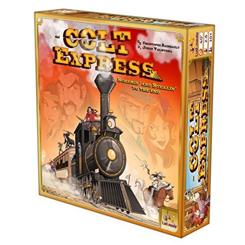 Colt Express Board Game by Asmodee [並行輸入品]