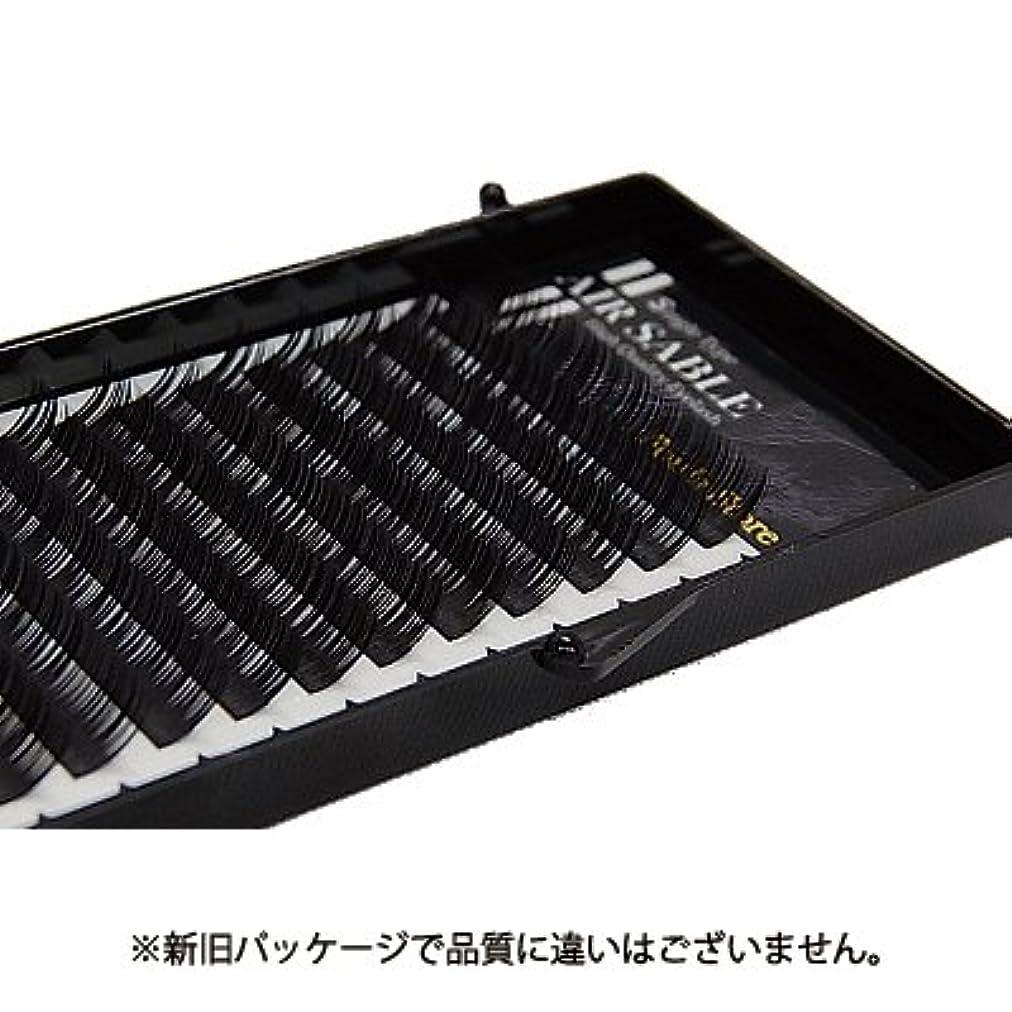 道徳の六聖なる【フーラ】エアーセーブル シート 12列 Cカール 11mm×0.15mm