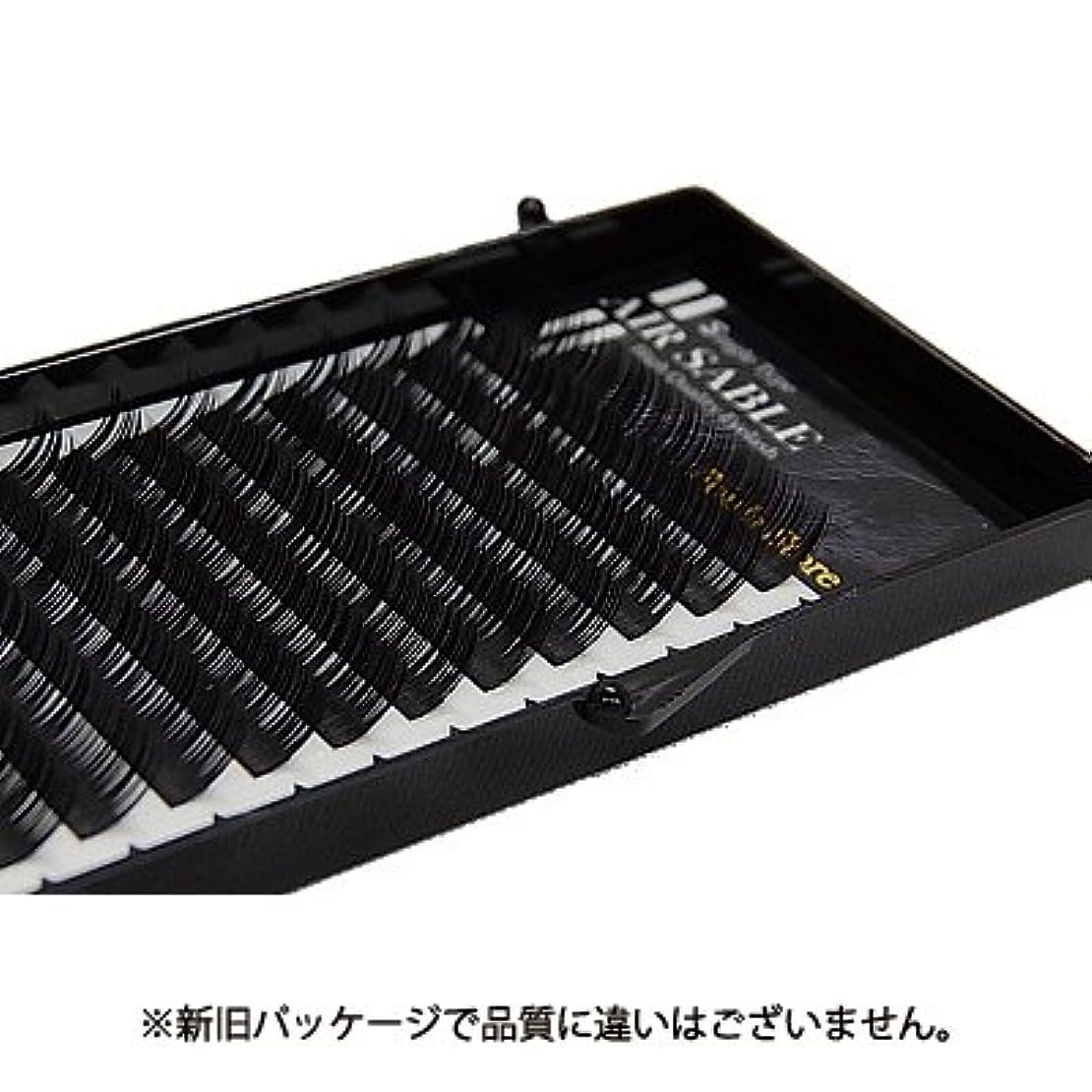 有望誕生未亡人【フーラ】エアーセーブル シート 12列 Cカール 11mm×0.15mm