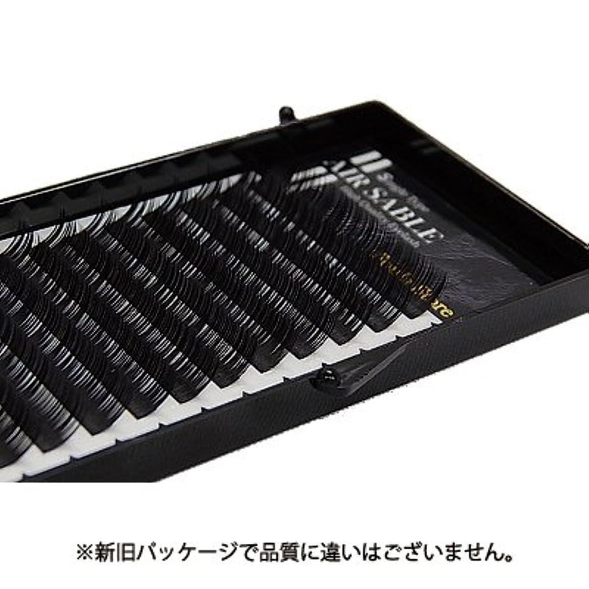 帝国ブロック間違いなく【フーラ】エアーセーブル シート 12列 Dカール 11mm×0.15mm