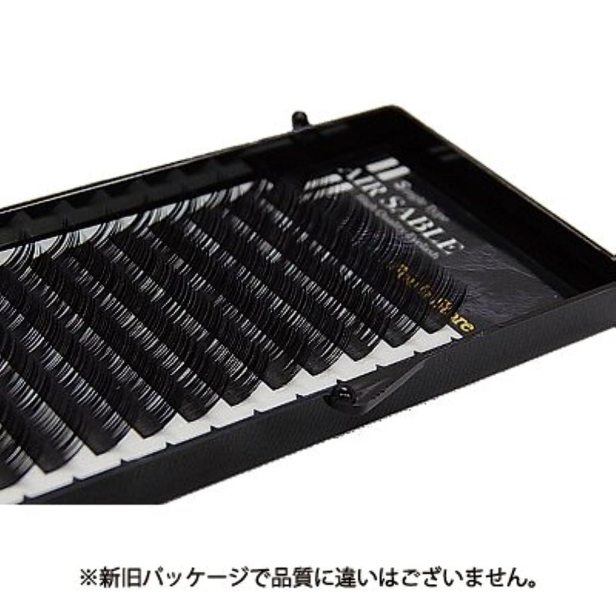 引き金累計引っ張る【フーラ】エアーセーブル シート 12列 Dカール 12mm×0.15mm