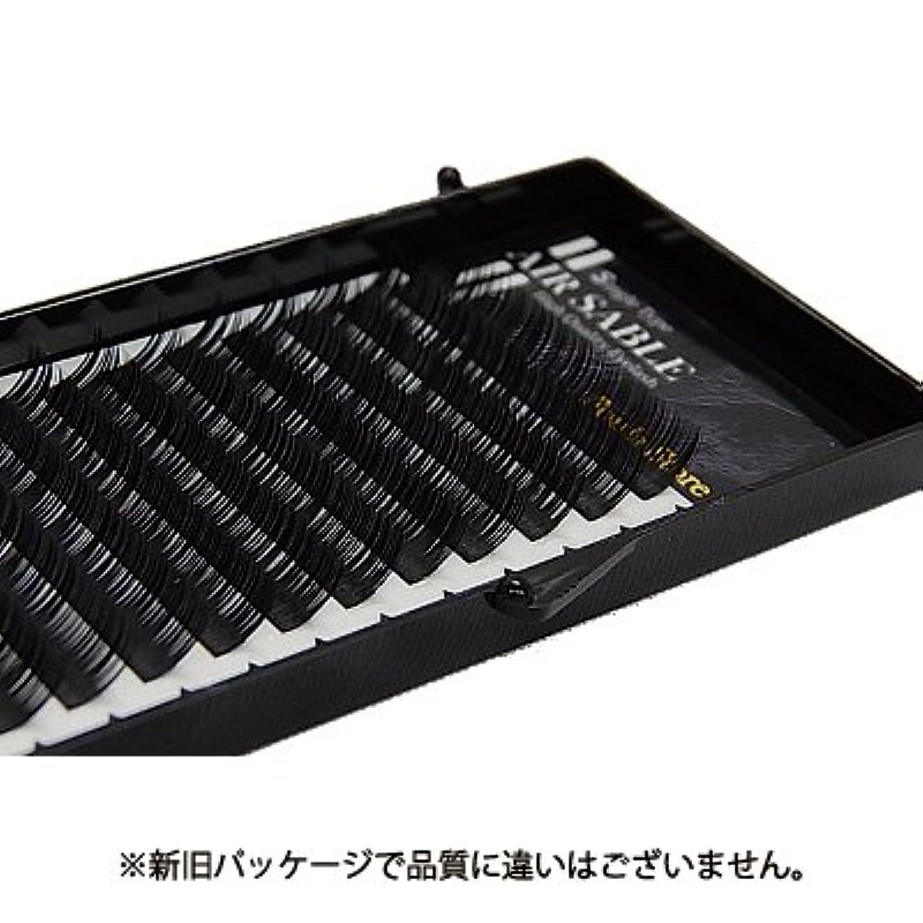 テレビ局作家割る【フーラ】エアーセーブル シート 12列 Cカール 9mm×0.15mm