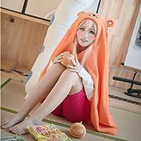 [ハイルドルフ]HiRudolph Anime Himouto! Umaruchan Cosplay Cloak Hoodies Flannel Coat Daily Blanket Quilt LYSB0142NGYUK-TOYS [並行輸入品]