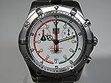 [タグ・ホイヤー] TAG HEUER シーレーサー 腕時計 ウォッチ ホワイト ステンレススチール(SS) CK111R [中古]