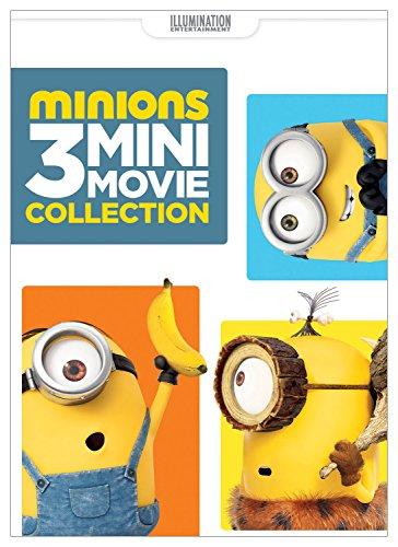Minions: 3 Mini-Movie Collection (DVD)