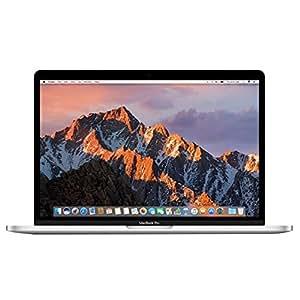 アップル 13インチMacBook Pro Touch Bar: 3.1GHzデュアルコアi5プロセッサ、256GB - シルバー MPXX2J/A