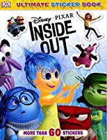 Disney / Pixar Inside Out Ultimate Sticker Album [並行輸入品]