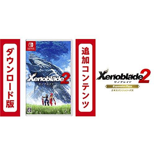 Xenoblade2 + エキスパンション・パス セット|オ...