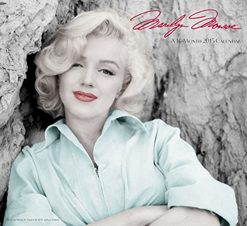 Marilyn Monroe 2015 Calendar