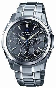 [カシオ]CASIO 腕時計 OCEANUS オシアナス Manta マンタ タフソーラー 電波時計 OCW-S1000J-1AJF