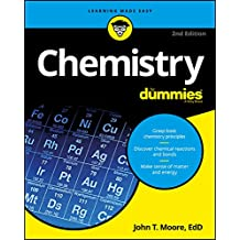 Chemistry For Dummies (For Dummies (Math & Science))