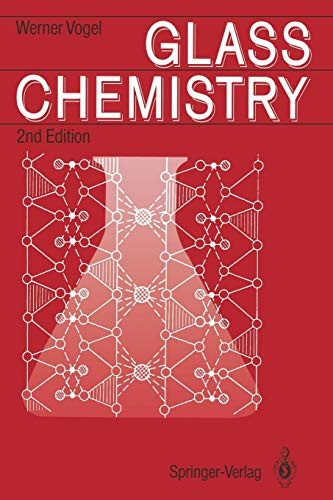 Download Glass Chemistry 3642787258