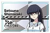 Re:CREATORS シマザキセツナ ICカードステッカー