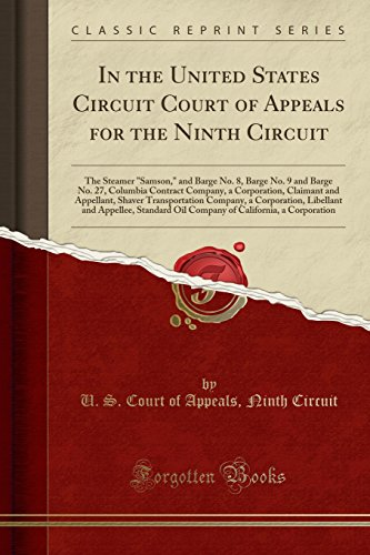 In the United States Circuit C...