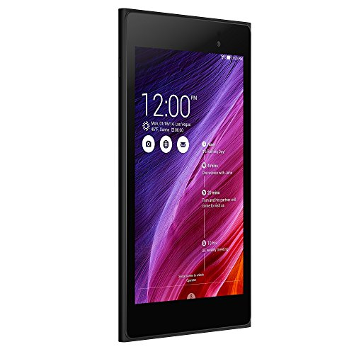 ASUS MeMO Pad 7 LTE モデル ( Android 4.4.2 / 7 inch / Atom Z3560 / eMMC 16GB / 2GB / LTE対応 / microSIMスロット / ブラック ) ME572CL-BK16LTE