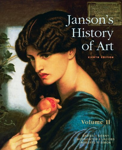 Download Janson's History of Art: The Western Tradition, Volume II 0205685196