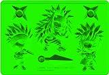 コトブキヤ NARUTO-ナルト- 疾風伝 シリコンアイストレー はたけカカシ&自来也&波風ミナト キャラクター雑貨