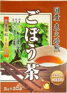 国産直火焙煎 ごぼう茶 3g×30袋