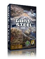 Tasty Minstrel Games Guns & Steel Board Game