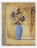 グレゴリー ブルー花瓶by Gregory Gorham–16x 20インチ–アートプリントポスター 16 x 20インチ LE_111427-F8989-16x20