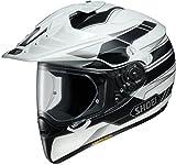 ショウエイ(SHOEI) バイクヘルメット オフロード HORNET ADV NAVIGATE (ナビゲート) TC-6 (WHITE/BLACK) S (55cm) -