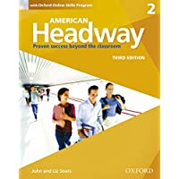 American Headway: With Oxford Online Skills Practice Pack (American Headway, Level 2)