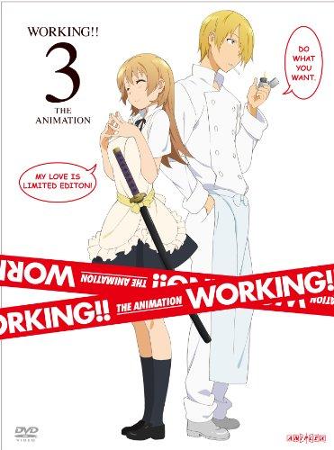 WORKING!! 3 【完全生産限定版】 [DVD] /