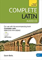 Complete Latin Beginner to Intermediate Book and Audio Course: Audio Support (Teach Yourself Complete Course)