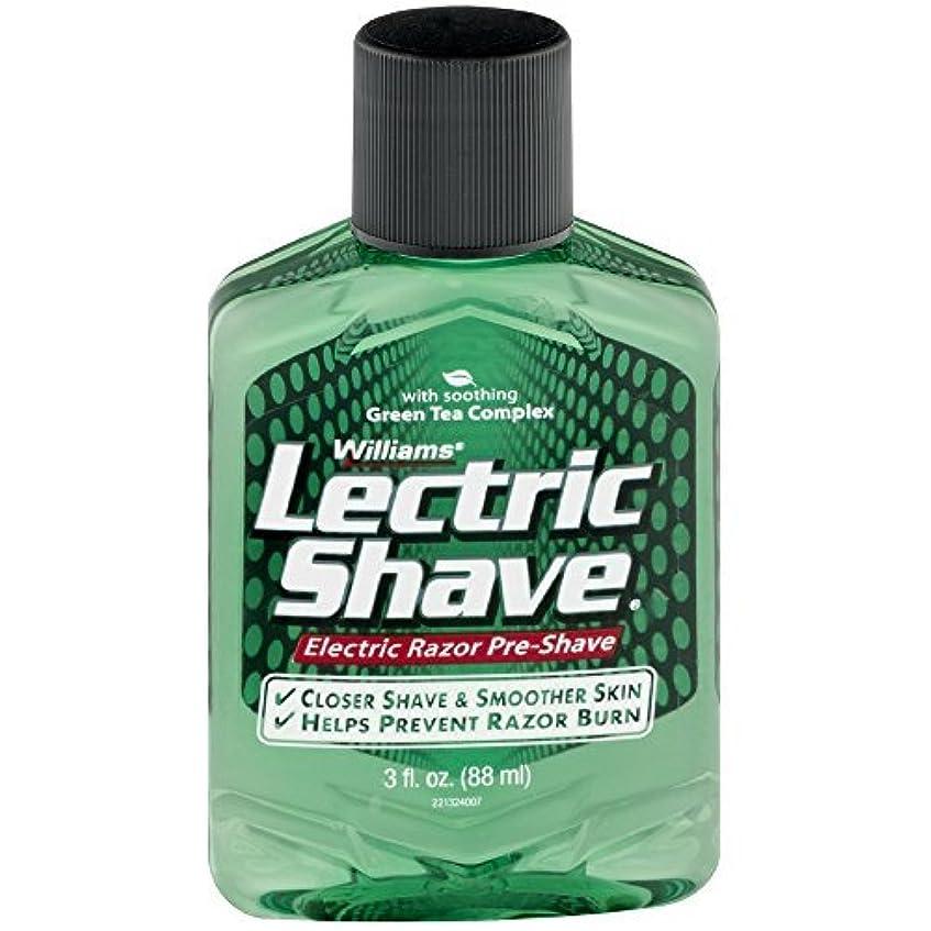 若者同様の十分Lectric Shave Pre-Shave Original 3 oz (Pack of 3) [並行輸入品]