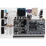 ESP32-DEVC-HOME (ESP-WROOM-32拡張ボードキット) with ESP32-DevKitC