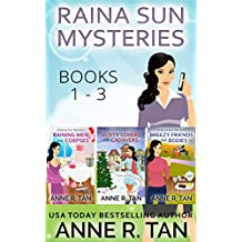 Raina Sun Mystery Box Set Vol 1 (Books 1-3): A Chinese Cozy Mystery (Raina Sun Mystery All Boxed Up)