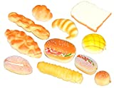 DEZAR 食品サンプル パン 11個セット