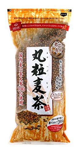 はくばく 丸粒麦茶(390g)