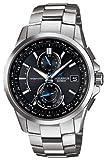 [カシオ] 腕時計 オシアナス CLASSIC LINE 世界6局対応電波ソーラー時計 OCW-T2500-1AJF シルバー