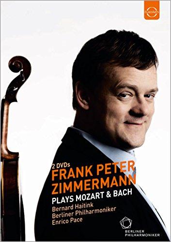 Frank Peter Zimmermann [DVD]
