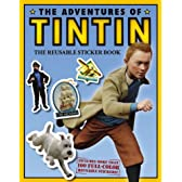 The Adventures of Tintin: The Reusable Sticker Book (Movie Tie-In)