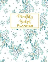 Monthly Budget Planner Undated: Budgeting Workbook To Track Monthly Budget And Expenses   Budget Planning Notebook   Budget Organizer  Expenses Tracker Journal  Monthly & Weekly Budget Planner