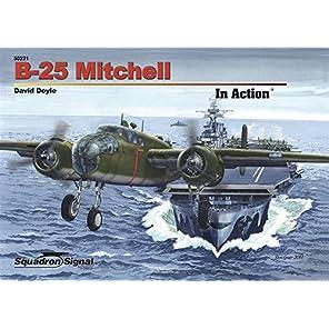 スコードロン・シグナル 米陸軍爆撃機 B-25 ミッチェル イン・アクション (ハードカバー版)