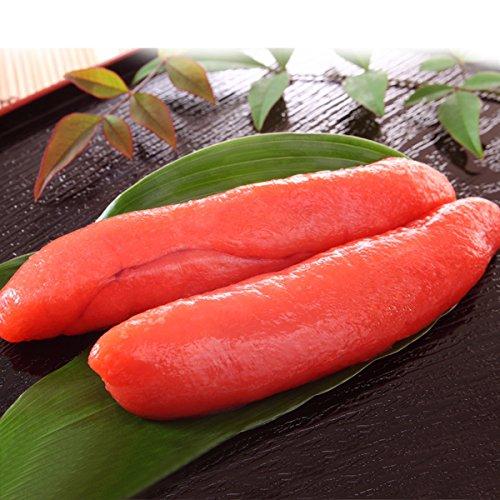 築地魚群 たらこ 1本物 原料加工とも北海道 500g