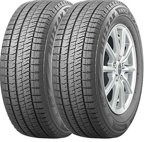 2本セット 15インチ スタッドレスタイヤ ブリヂストン(Bridgestone) BLIZZAK VRX2(ブリザック ヴイアールエ...