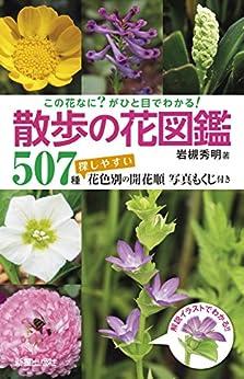 [岩槻秀明]のこの花なに?がひと目でわかる! 散歩の花図鑑