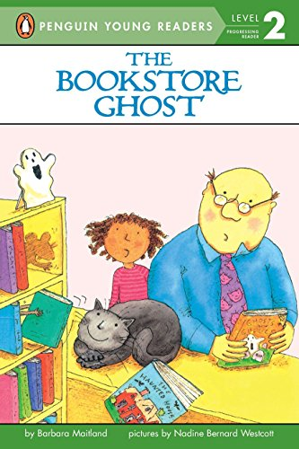 The Bookstore Ghost (Penguin Young Readers, Level 2)の詳細を見る