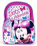 Disney Junior(ディズニージュニア)Minnie Mouse(ミニーマウス)Cargo Backpack(バックパック・リュック) [並行輸入品]